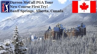 EA SPORTS™ Rory McIlroy PGA TOUR® - Banff Springs Part A