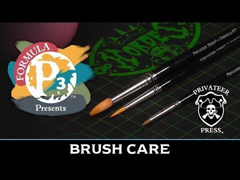 Formula P3 Presents: Brush Care