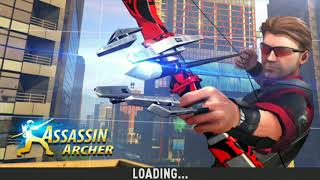 Assassin Archer - Modern Day Robin Hood (Mission 1 - 11) Gameplay | Android Action Game