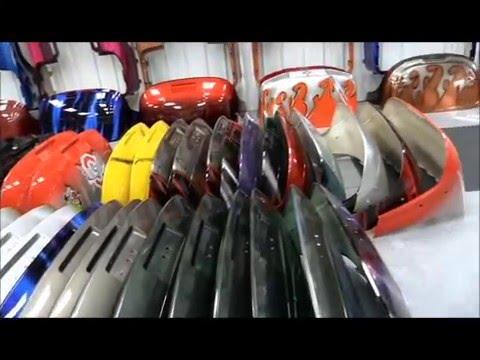 Sweitzers Custom Painted Golf Cart Bo S Youtube