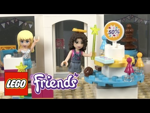 LEGO Friends Heartlake Party Shop from LEGO