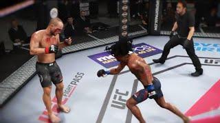 UFC 3 - Sprinting Knockout