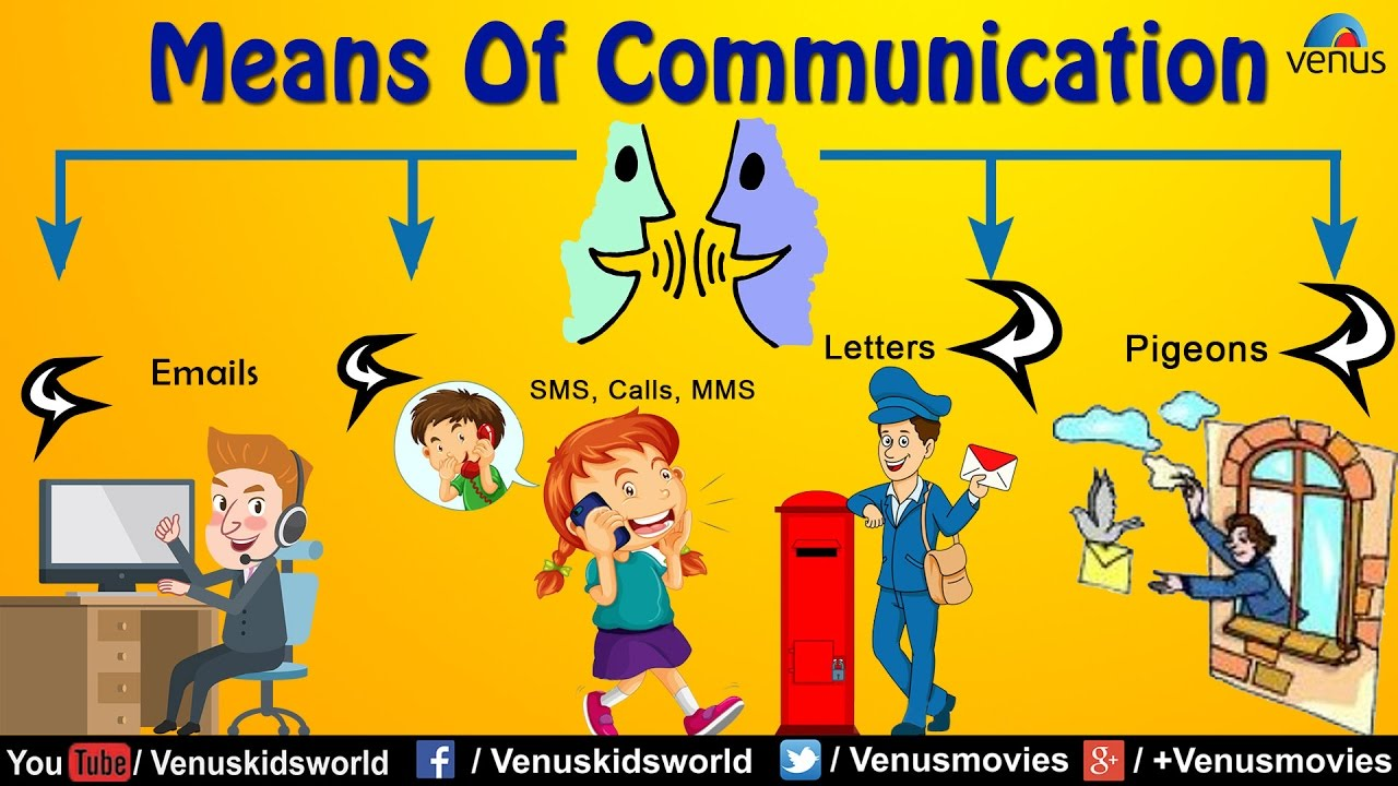 information about means of communication Definition of communication technology from qfinance - the ultimate financial resource what is communication technology definitions and meanings of communication technology.