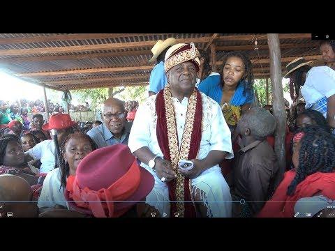 Bain traditionnel à Anpasinantenina Ambilobe Madagascar août 2019   filmé par Habibi à Laval France