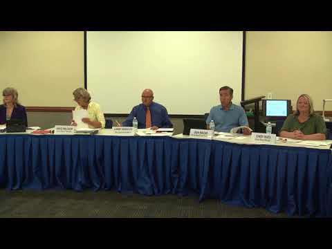 Lake Central School Corporation Board Meeting 9/4/2017