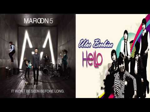 Maroon 5 - Makes Me Wonder / Hello - Ular Berbisa Mashup