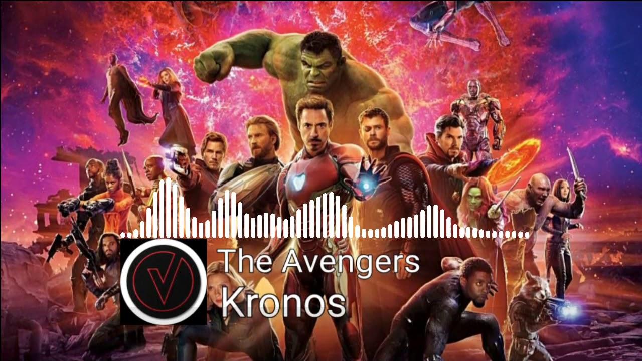 The Avengers - Kronos