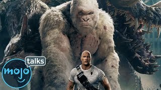 Is Rampage (2018) as Violent As The Video Game? Review! Mojo @ The Movies
