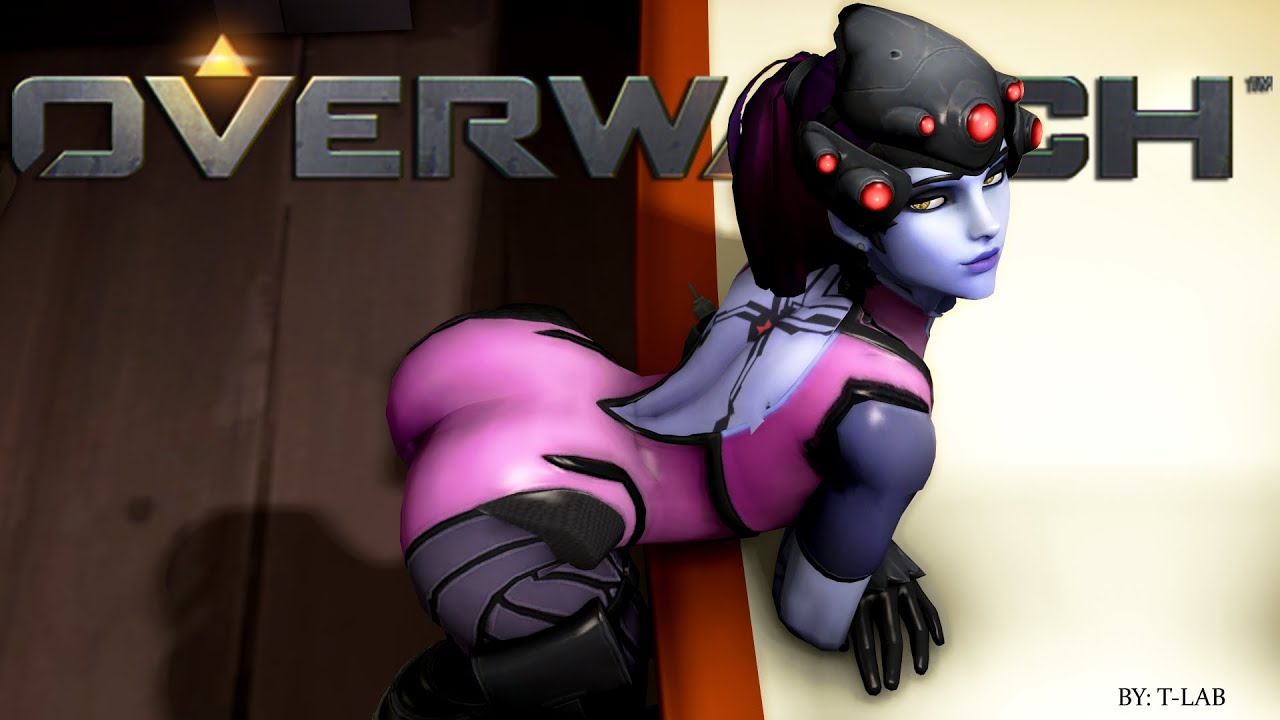 overwatch widowmaker ass