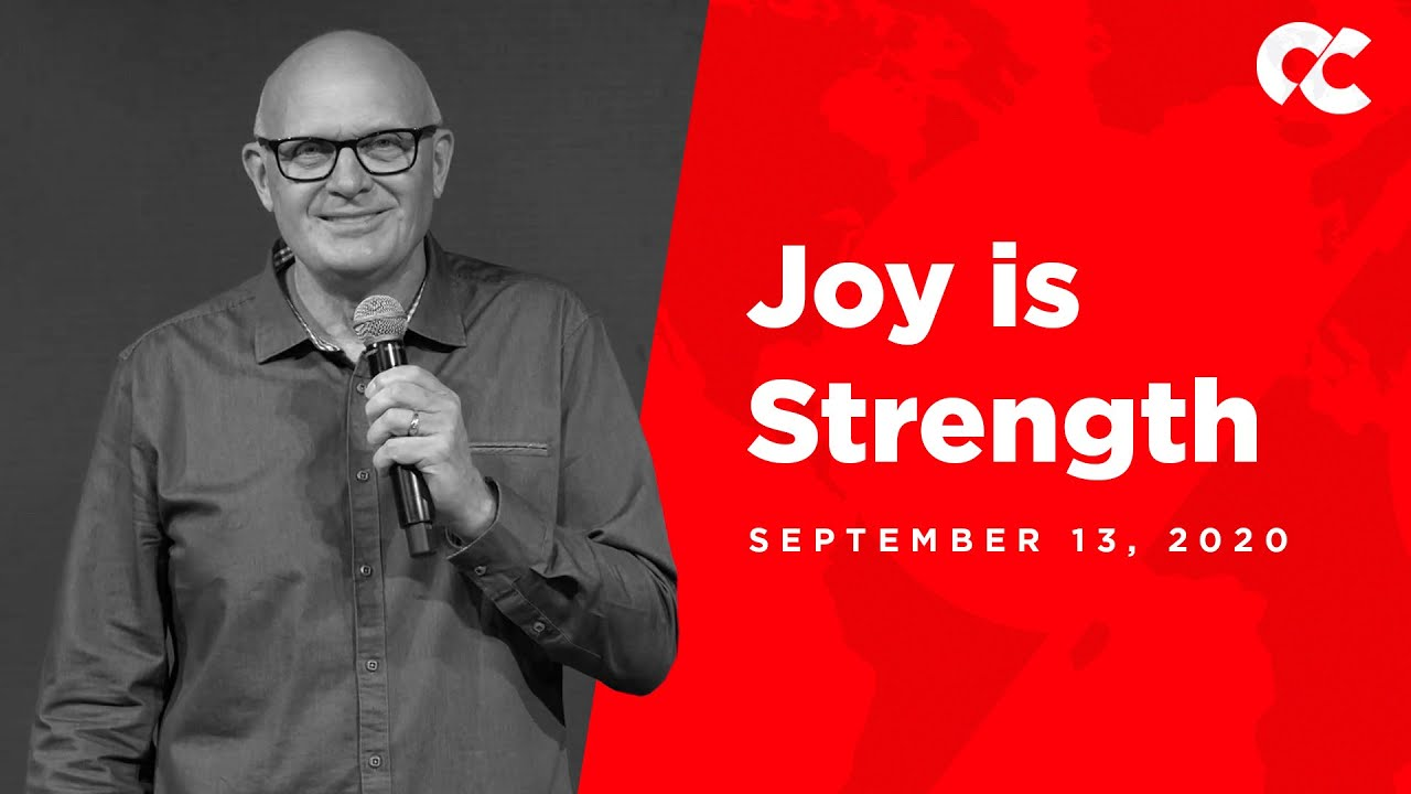Joy Is Strength