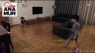 Evde futbol maçı #1 Selim Anamur vlog