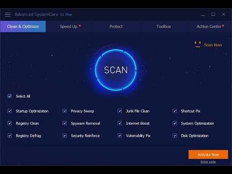 IObit Advanced Systemcare 11 Professional | Activation| License File | Pc Security