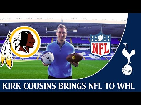 Super Bowl week with NFL quarterback Kirk Cousins !