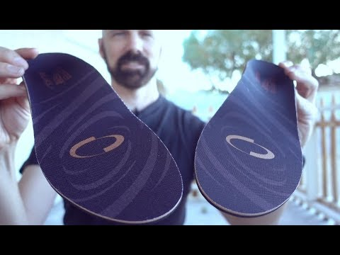 87d43e2c50 Copper Fit Balance Review: Do These Insoles Work? - YouTube
