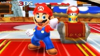 Mario Tennis Open - Gameplay Nintendo 3DS Capture Card
