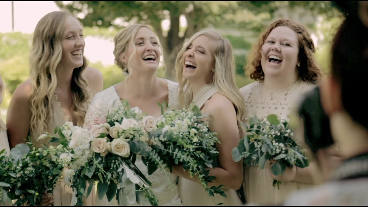 Cinematic wedding film - Lens Distortions Idyllic SFX
