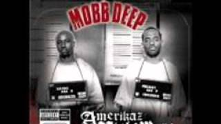 Mobb Deep - On The Run [instrumental]