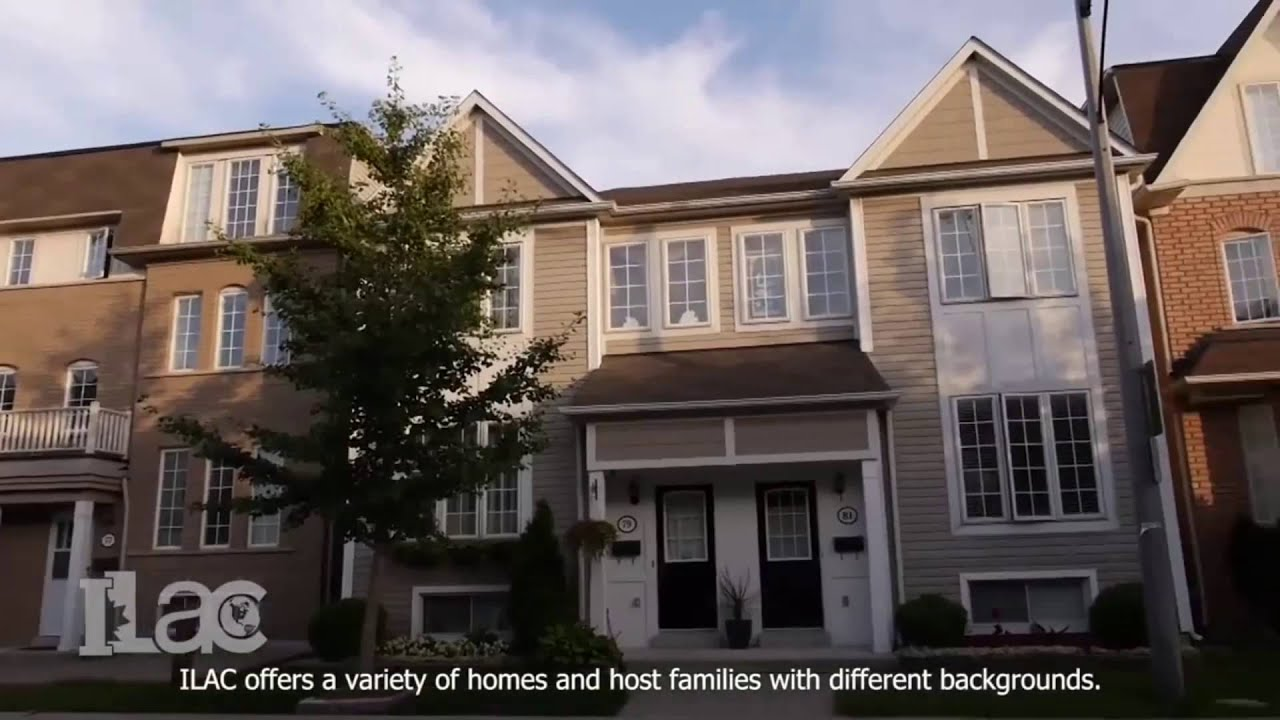 Download ILAC Homestay - Live in Canada with a Homestay Family!