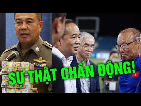 Bóc Trần 3 Sự Thật CHẤN ĐỘNG Bị Truyền Thông Dắt Mũi Lâu Nay: Thái Lan Chưa Từng Chèo Kéo HLV Park