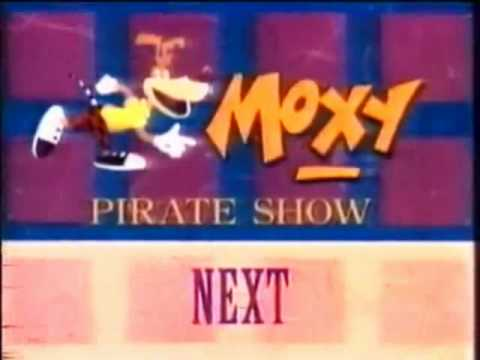 Cartoon Network  Coming Up Next: The Moxy  1994