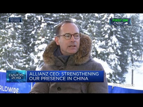 Allianz CEO: World has higher debt levels today than before the crisis | World Economic Forum