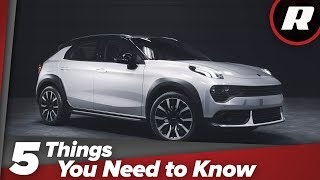 Lynk & Co 02: Five things you need to know