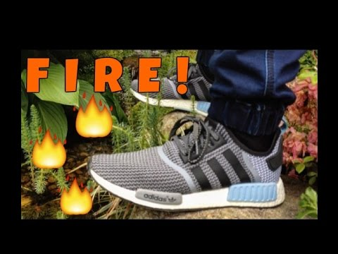 Adidas Nmds!!! Cleaning and on foot (Jason Mark review)