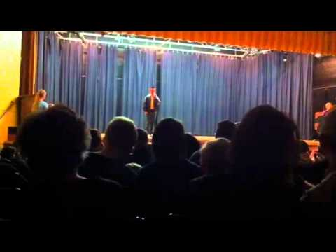 Ririe middle school talent show- Yellow Submarine by Memo