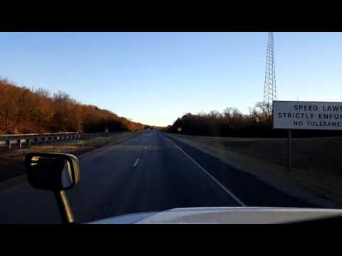 Bigrigtravels Live! - Roland, Oklahoma to Van Buren, Arkansas - Interstate 40 - - December 1, 2016