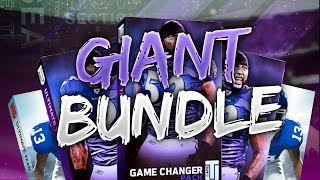 MY ACCOUNT IS FUC*ING RIGGED! - GAMECHANGER BUNDLE - Madden 16 Ultimate Team - MUT 16