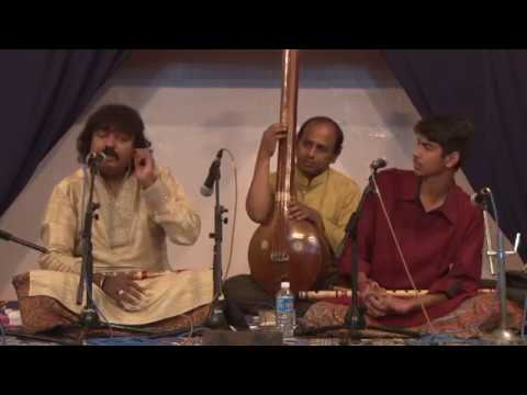 BTM Cultural Academy : Silver Jubilee Celebrations (Praveen Godkhindi: Flute)