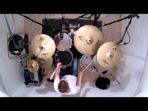 Mark Ronson Ft. Bruno Mars - Uptown Funk (Drum Cover) - Colm Dowling