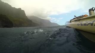 Na Pali Coast Kayaking