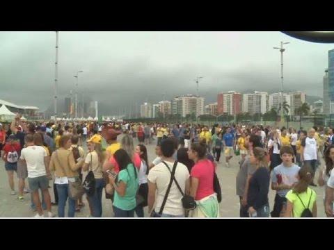 Twenty percent of tickets unsold at Rio