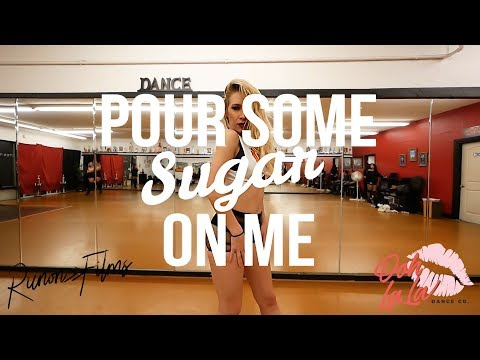 Def Leppard - Pour Some Sugar On Me. Choreography By Laurin