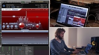 FabFilter Presents... Behind the scenes with Niels Broos