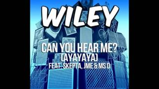 Wiley - Can You Hear Me (AYAYAYA)