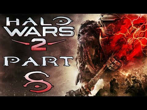 "Halo Wars 2 - Let's Play - Part 8 - ""From The Deep"""