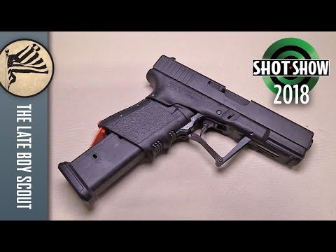 Full Conceal M3D Folding Glock - SHOT Show 2018