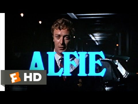 Alfie (1/9) Movie CLIP - A Married Woman (1966) HD