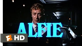 Alfie (1/9) Movie CLIP - A Married Woman (1966) HD
