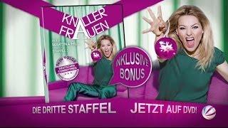 Knallerfrauen 3 - DVD-Trailer