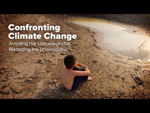2017 Keeling Lecture Confronting Climate Change:Avoiding the