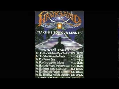 Hawkwind - Manchester Academy 2, 20th December, 2004