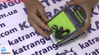Водонепроницаемые наушники  aquapac waterproof headphones(, 2015-06-22T19:54:54.000Z)