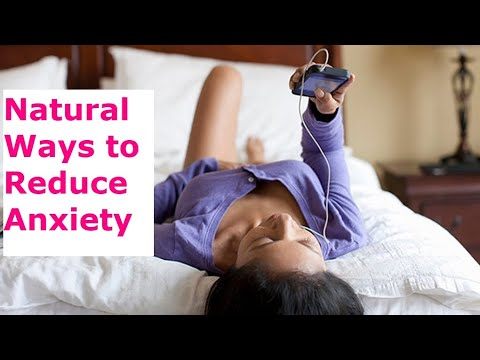 11 natural ways to to reduce anxiety and boost instant relaxation- Healthy Guruji