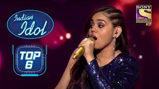 "Shanmukha Priya ने ""Mud Mud ke Na Dekh "" गाना गाके Judges को किया Impress | Indian Idol | Top 6"