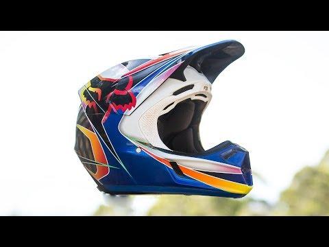Review: Fox V3 MVRS Helmet
