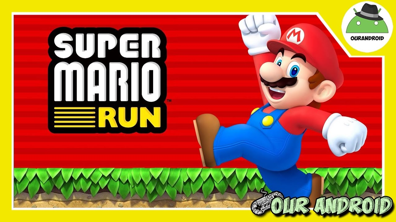 descargar super mario run full apk
