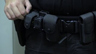 Jenkins Police officers issued body cameras
